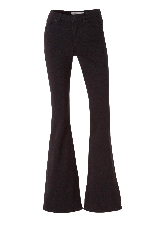 Mango high waist flared jeans | wehkamp