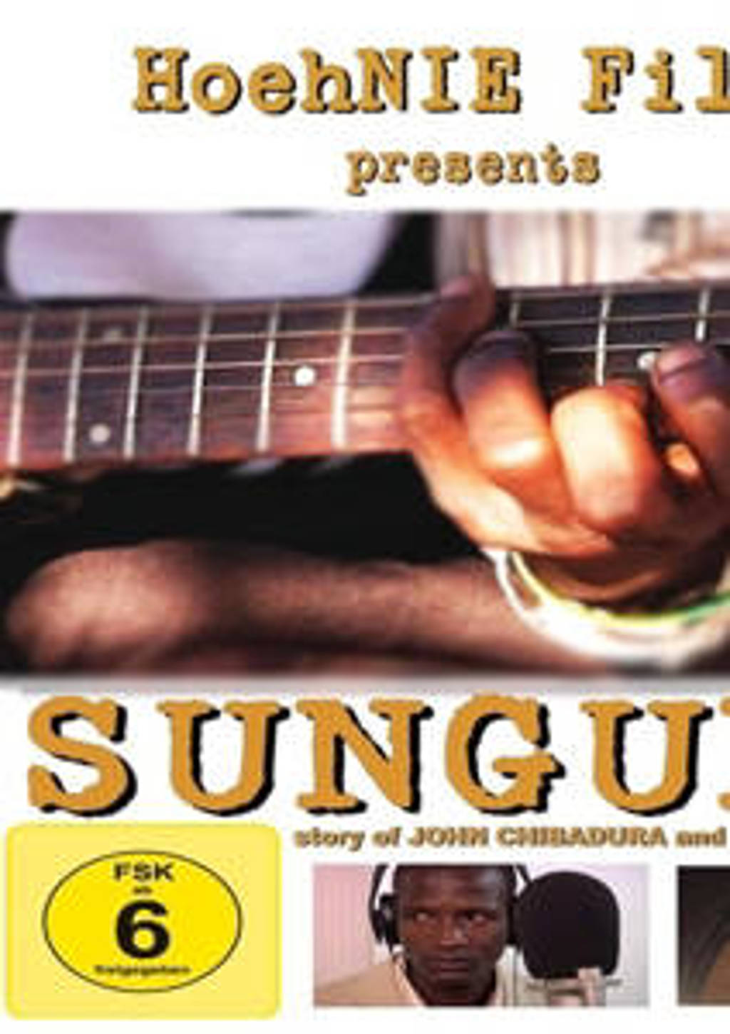 Andreas Hohn - Sungura-Story Of John Chibadura And (DVD)