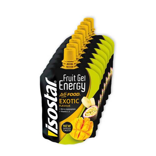 Isostar Actifood Exotic - 1 doos met 8 stuks kopen