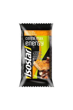 Cereal Max reep chocolade-hazelnoot - 1 reep (55g)
