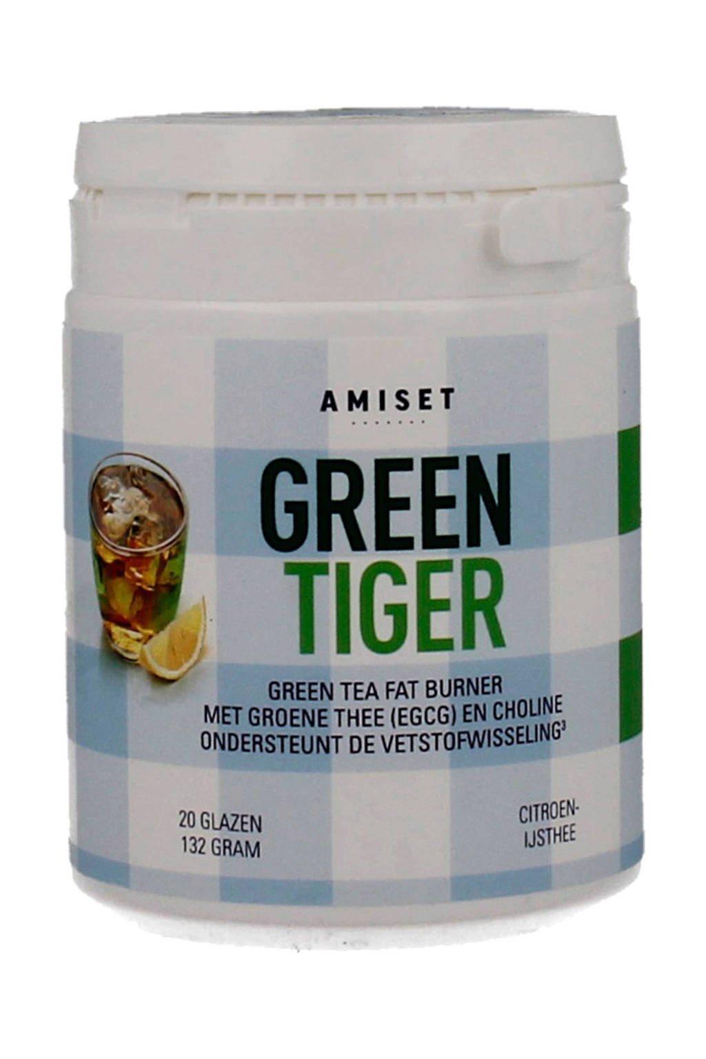 Amiset Green Tiger - 132 gram