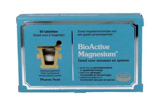 Bio-Magnesium Active - 60 tabletten - mineralen