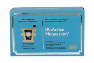 Bio-Magnesium Active - 150 tabletten - mineralen