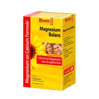 Bloem Balans Magnesium - 60 tabletten - mineralen