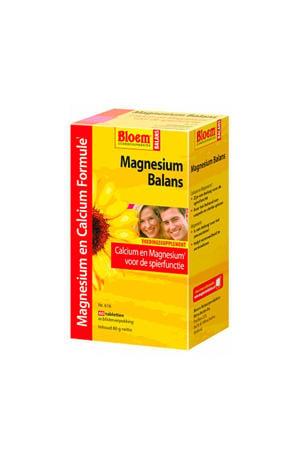 Balans Magnesium - 60 tabletten - mineralen