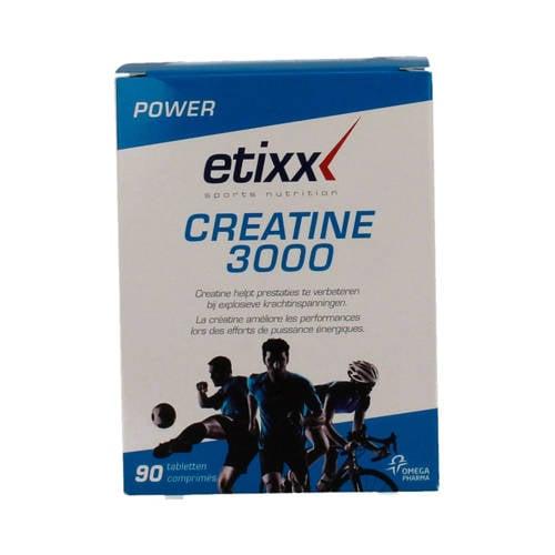 Etixx Power Creatine 1000 met Taurine - 90 tabletten kopen