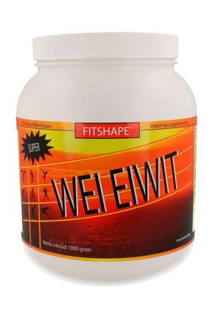 Wei Eiwit eiwitshake - Banaan - 1000 gram - sportvoeding