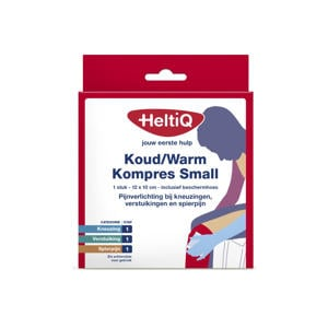 HeltiQ Koud/Warm Kompress Small