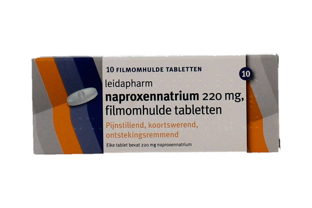 Leida Naproxen 220 mg
