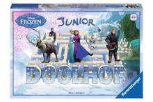 Disney Frozen Doolhof junior kinderspel