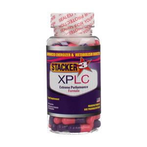 3 Vital XPLC Ephedra vrij - 100 capsules