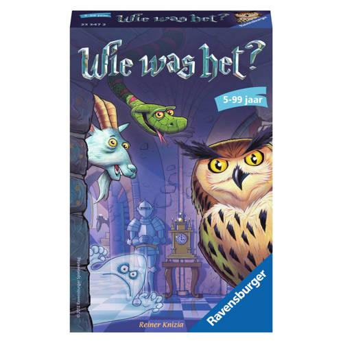 Ravensburger Wie was het? kinderspel kopen