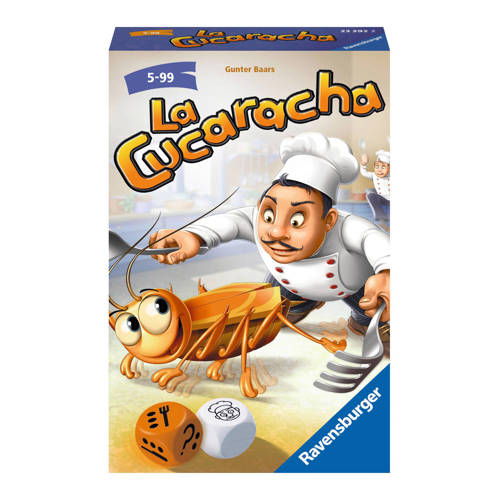 Ravensburger La Cucaracha reisspel kopen