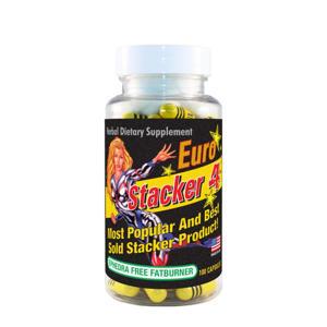 4 Vital XPLC Ephedra vrij - 100 capsules
