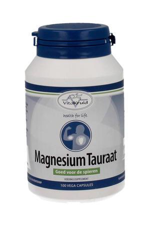Magnesium Tauraat B6 - 100 capsules