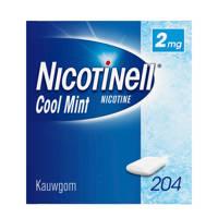 Nicotinell kauwgom - 2mg - Mint - 204 stuks