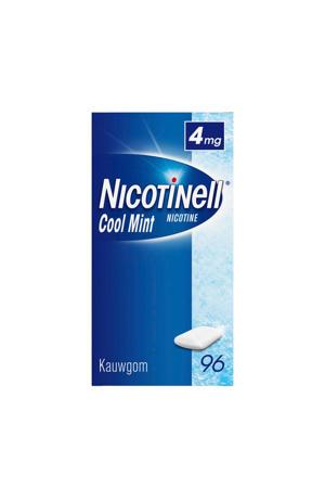 kauwgom - 4mg - Mint - 96 stuks