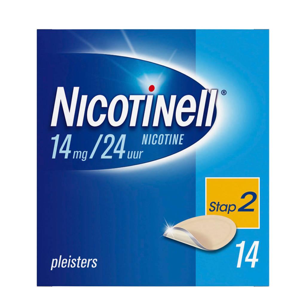 Nicotinell pleisters - Tts 14mg/24 uur  - 14 stuks, 7