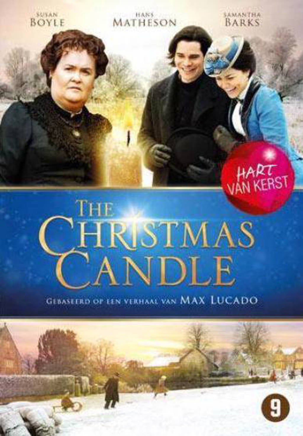 The christmas candle (DVD)