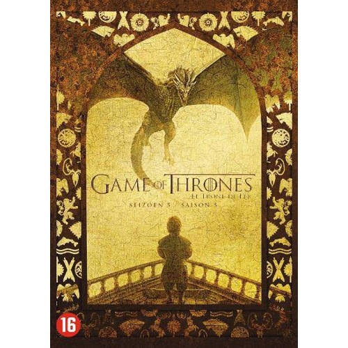 Game of thrones - Seizoen 5 (DVD) kopen