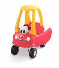 Little Tikes  loopauto, Rood/geel