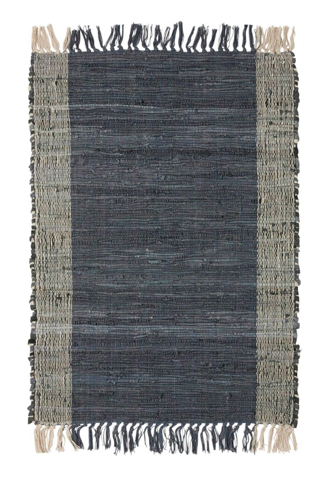 House Doctor vloerkleed  (60x90 cm), Grijs/naturel