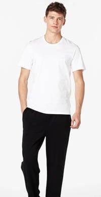 BOSS T-shirt (set van 3) wit, Wit