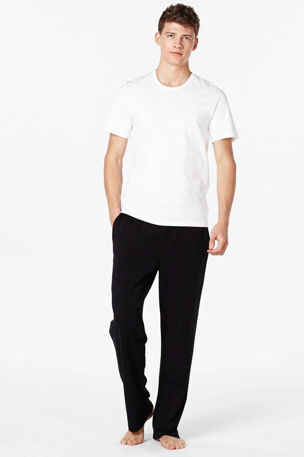 Boss T-shirt (set van 3), Wit
