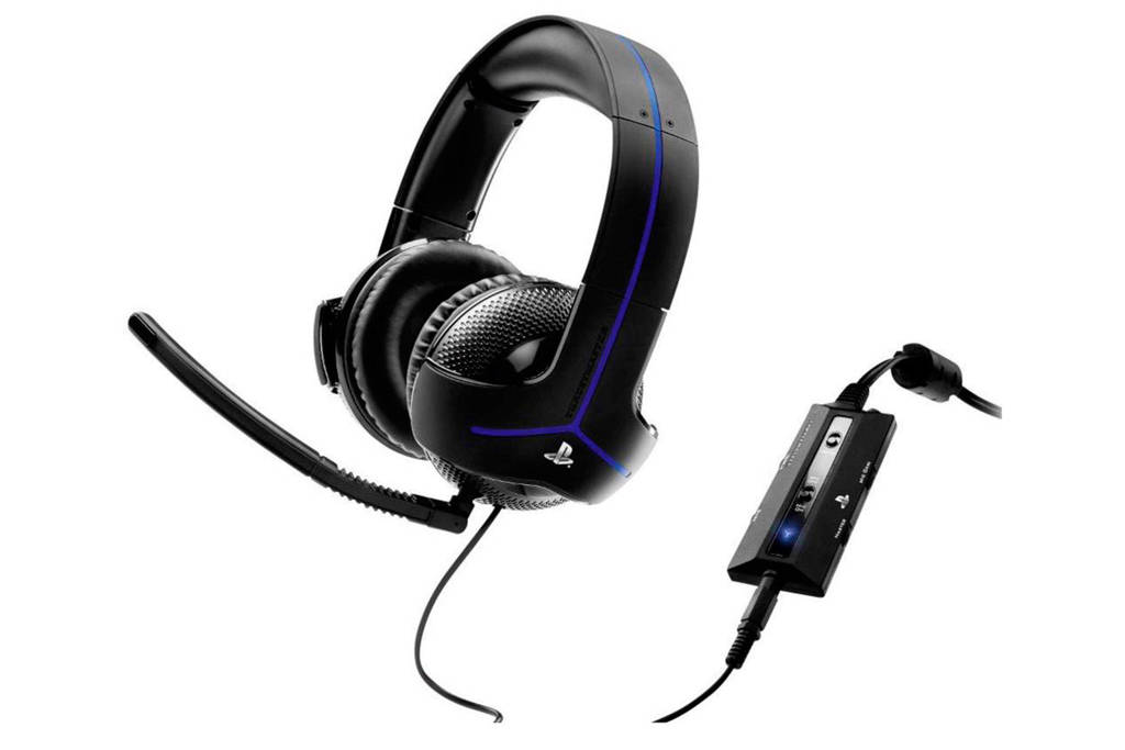 Thrustmaster  Y-300P gaming headset (PS4/PS3/PC)