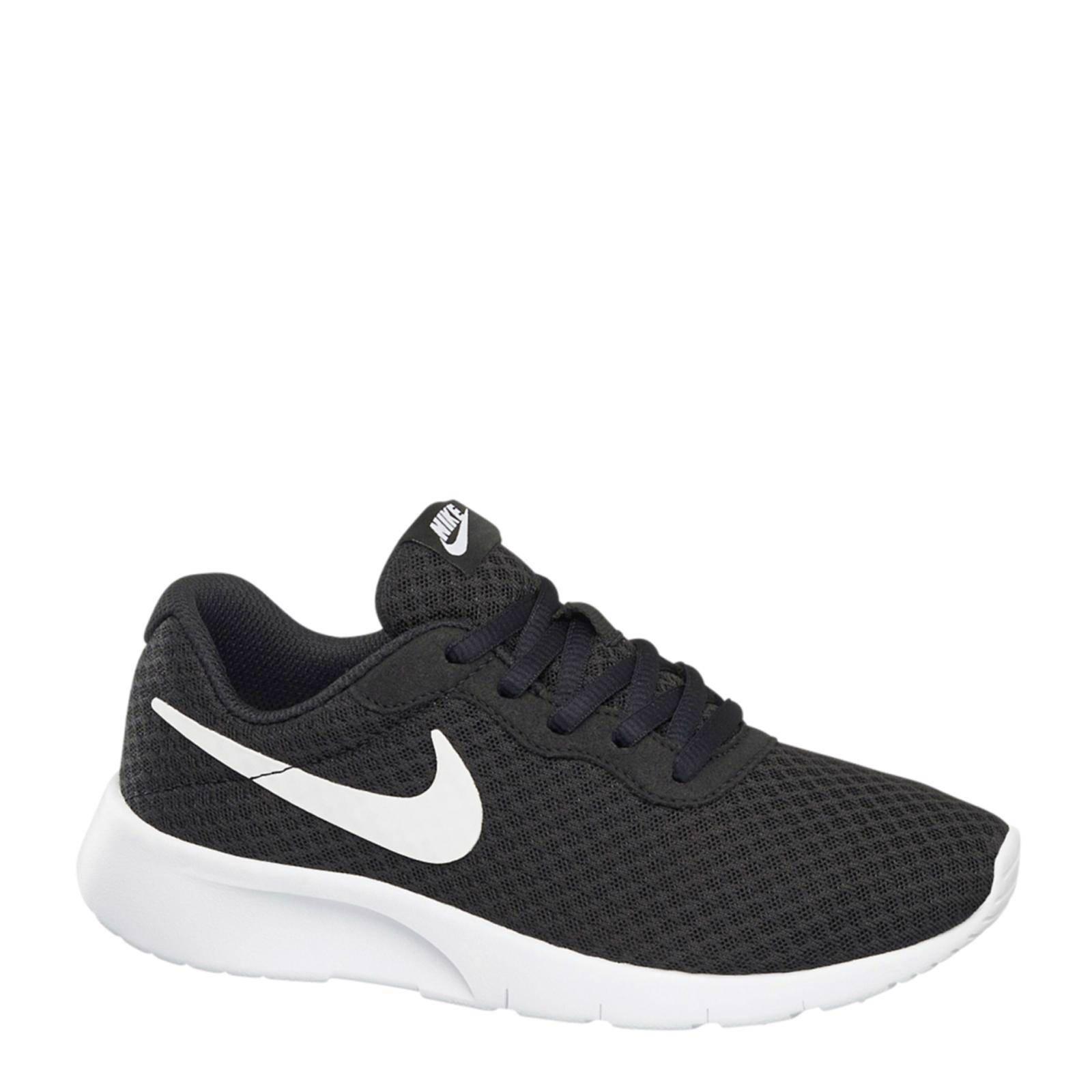 nike tanjun witte sneakers
