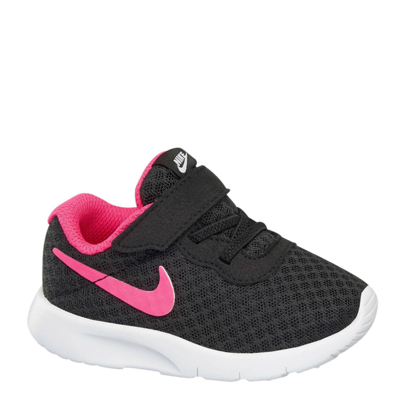 Pink Black Sneakers Girls Tanjun Nike tSIpqxXx