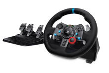 G29 Driving Force race stuur (PS4/PS3/PC)