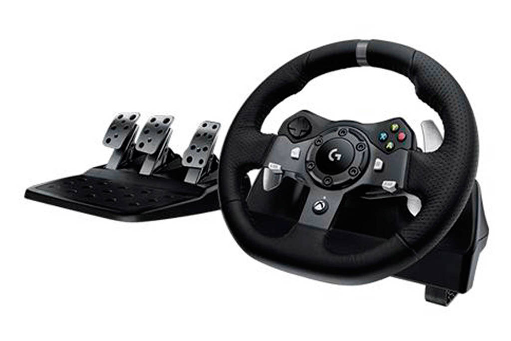 Logitech Gaming G920 Driving Force race stuur (Xbox One/PC)