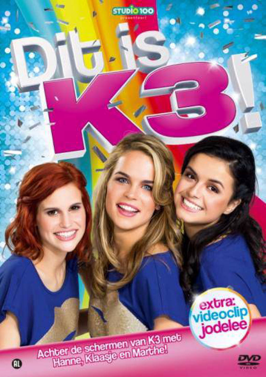 K3 - Dit is K3 (DVD)