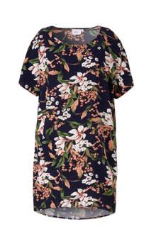 jurk met bloemen