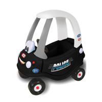 Little Tikes  politie loopauto, Zwart/wit