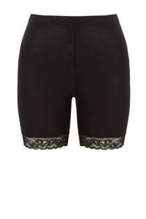 Zizzi korte legging met kanten details (dames)