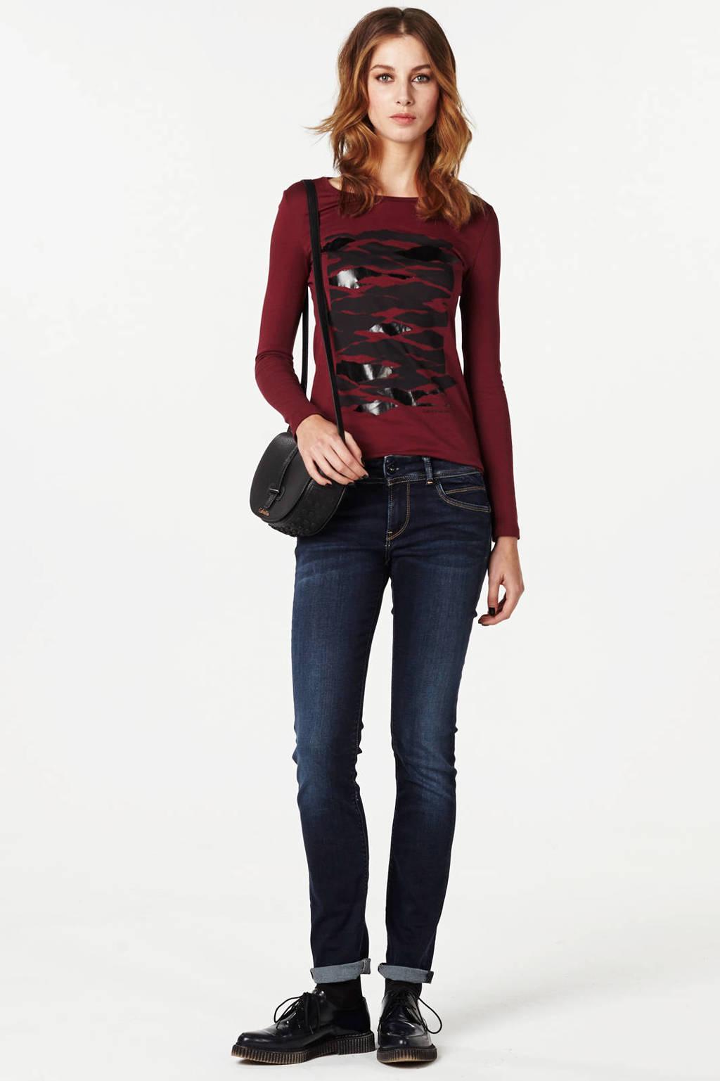 Pepe Jeans New Brooke slim fit jeans, Blauw