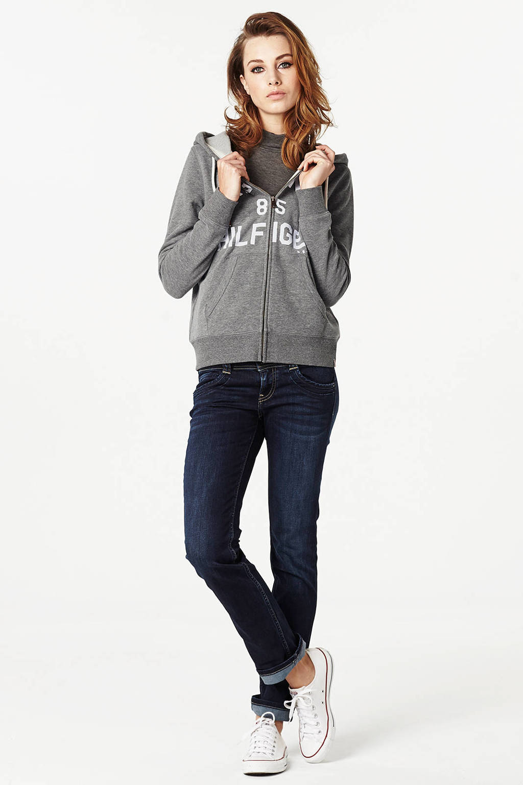 Pepe Jeans Gen straight jeans, Dark denim