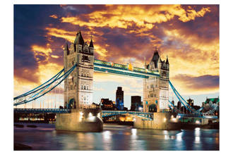 Tower Bridge  legpuzzel 1000 stukjes