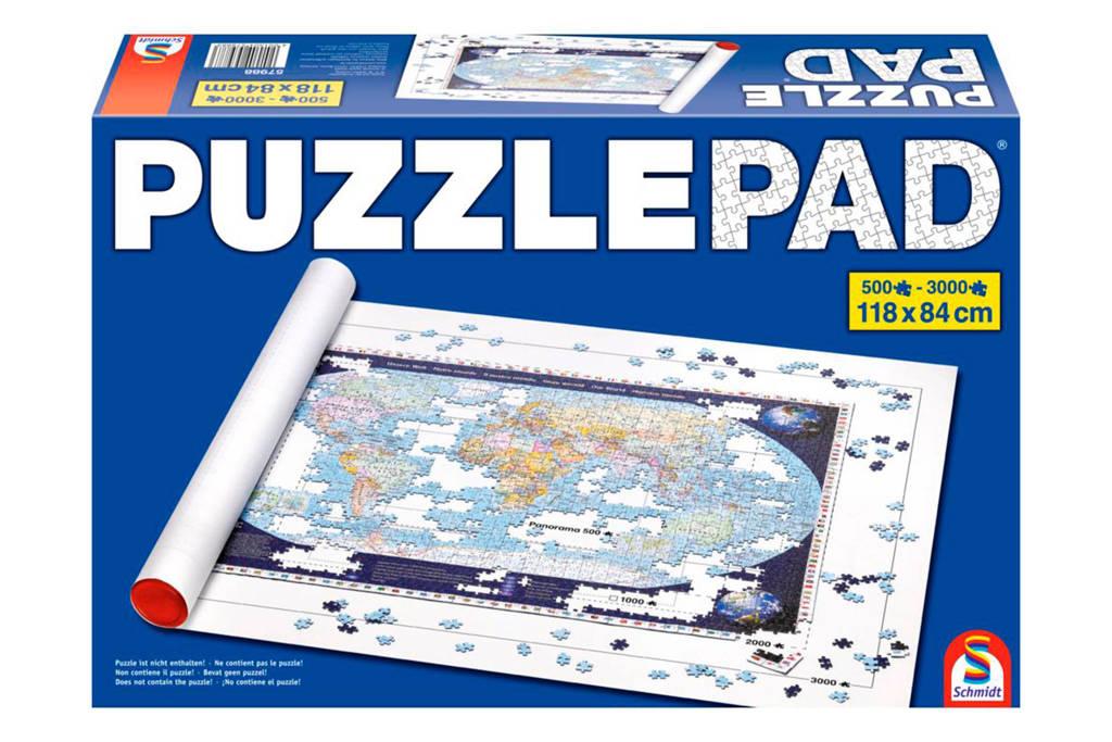 Schmidt puzzelmat tot 3000 stukjes