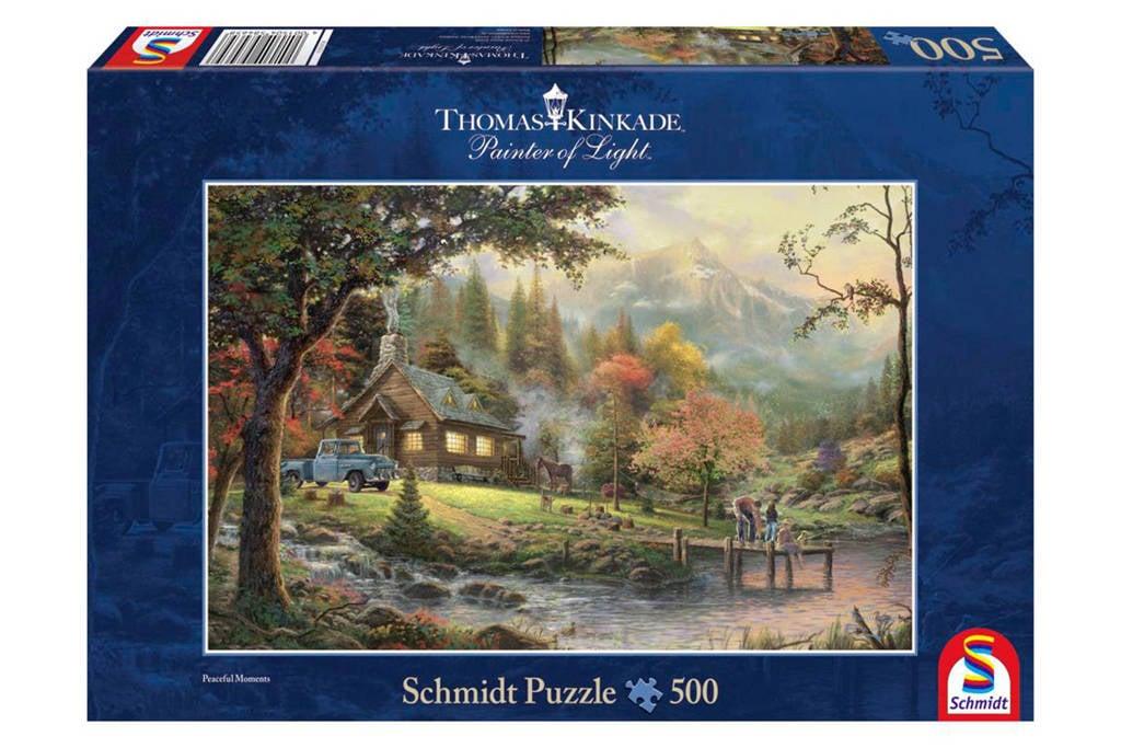 Schmidt vredevolle momenten  legpuzzel 500 stukjes