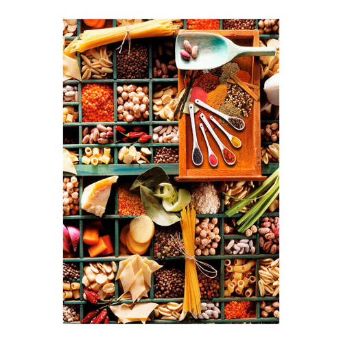 Schmidt keuken potpourri legpuzzel 1000 stukjes