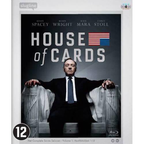 House of cards - Seizoen 1 (Blu-ray) kopen