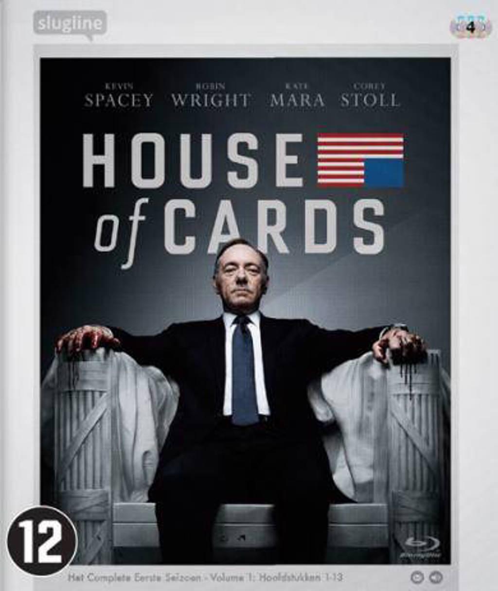 House of cards - Seizoen 1 (Blu-ray)