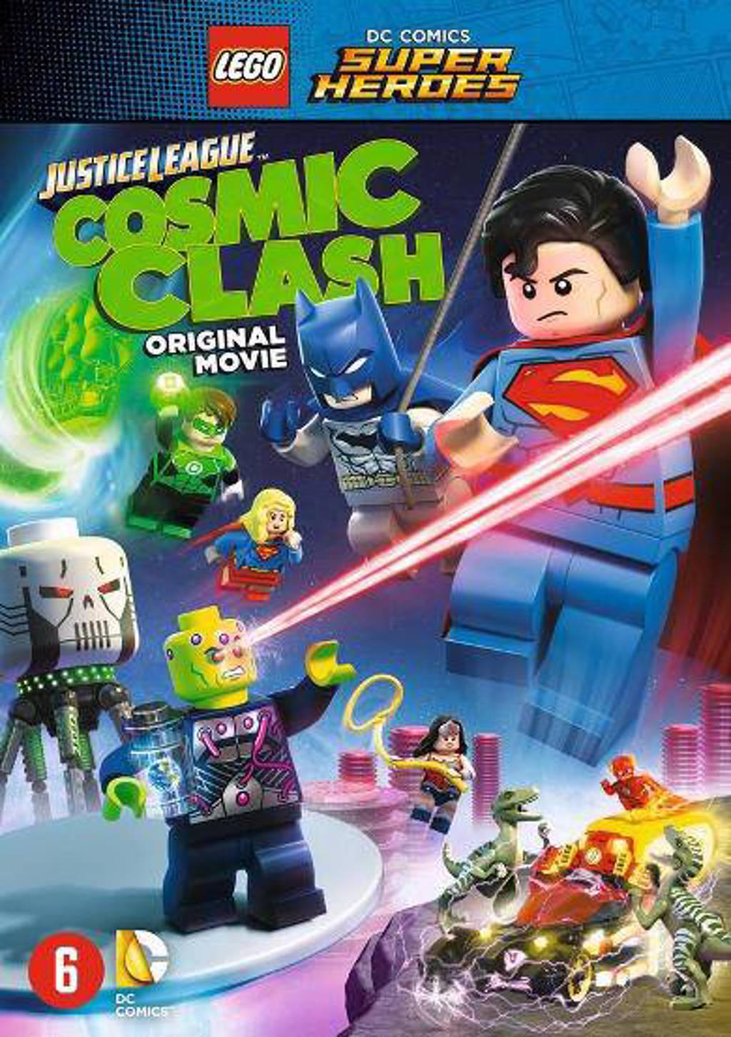 Lego DC super heroes - Justice league cosmic clash (DVD)