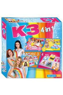 K3 4 in 1  kinderspel