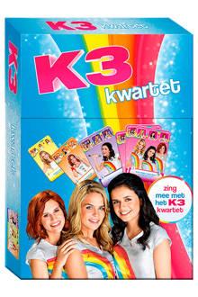 K3 kwartet kaartspel
