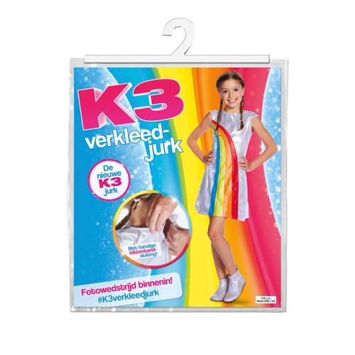 K3 verkleedjurk 6-8 jaar kopen