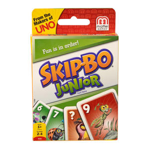 Skip Bo junior kaartspel